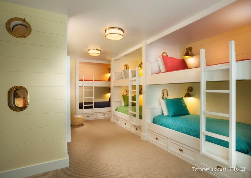 客厅美式风格效果图大全2017图片_土拨鼠简洁格调客厅美式风格装修设计效果图欣赏