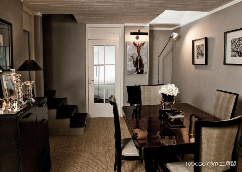 80~100m²/混搭/四居室装修设计