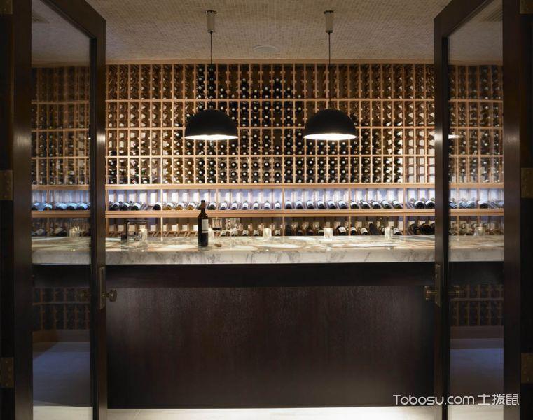 2020地中海地下室效果图 2020地中海酒窖装饰设计