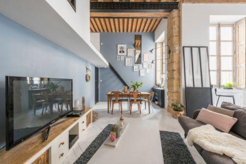 2019混搭150平米效果图 2019混搭二居室装修设计