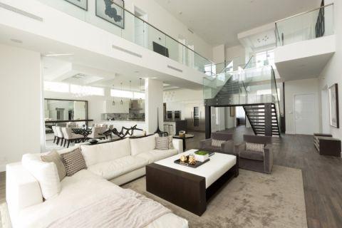 239平米别墅现代风格设计图