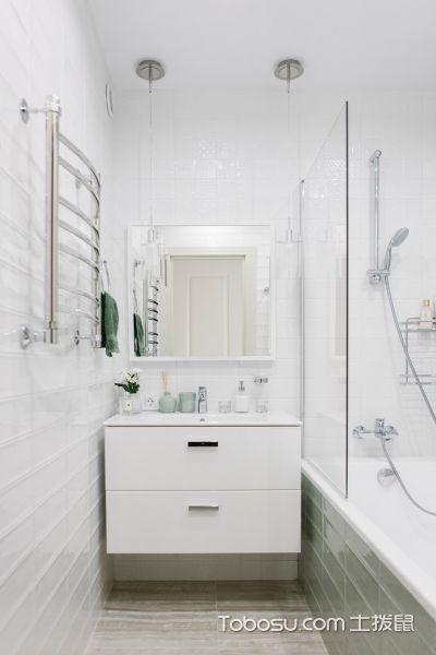 100~120m²/现代/二居室装修设计