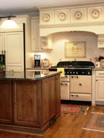 设计优雅厨房美式装修