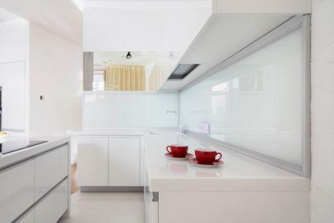 现代厨房橱柜室内装饰