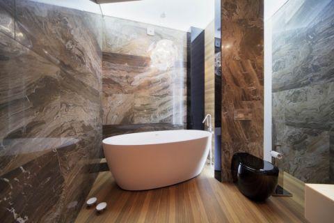 古朴浴室装饰设计图片