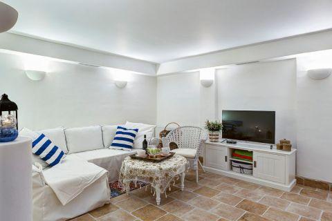 公寓137平米地中海风格装修图片