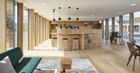 北欧风格别墅193平米装修图片
