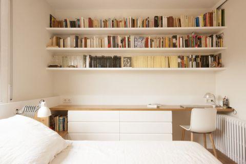 北欧风格公寓166平米装修图