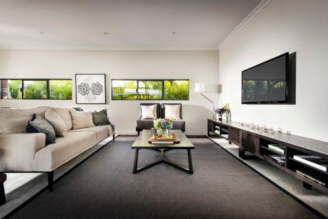 现代风格庭院297平米装修图片
