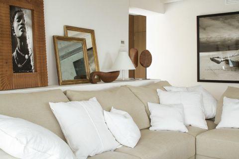 地中海风格庭院157平米装修图片