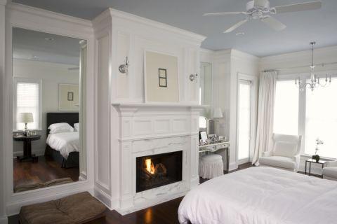 美式风格别墅283平米装饰设计图片