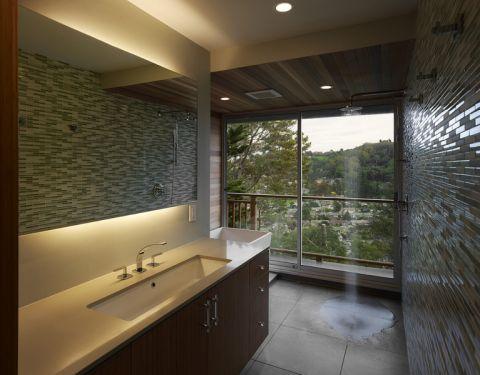 写意浴室现代室内装修设计