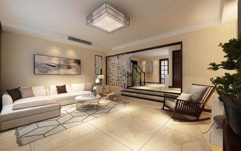 2020乡村110平米装修设计 2020乡村三居室装修设计图片