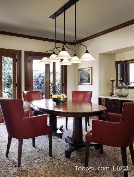 客厅美式风格效果图大全2017图片_土拨鼠温馨淡雅客厅美式风格装修设计效果图欣赏