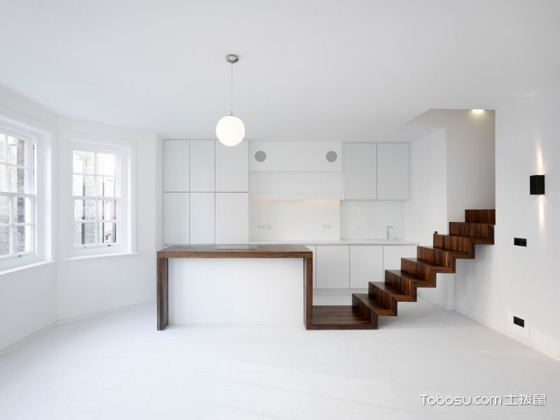 2019现代厨房装修图 2019现代楼梯装修设计