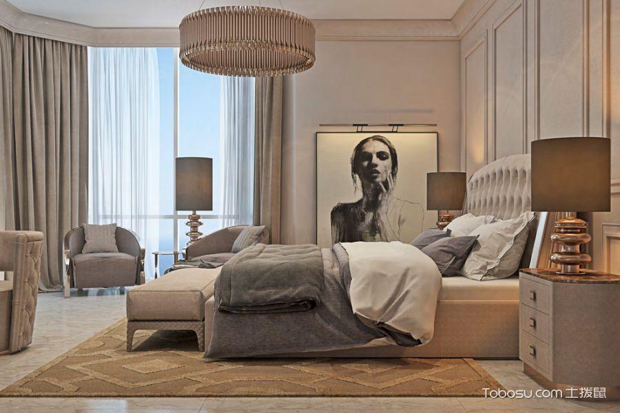 60~80m²/现代/二居室装修设计