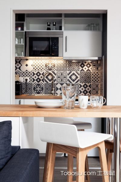 客厅北欧风格效果图大全2017图片_土拨鼠优雅摩登客厅北欧风格装修设计效果图欣赏