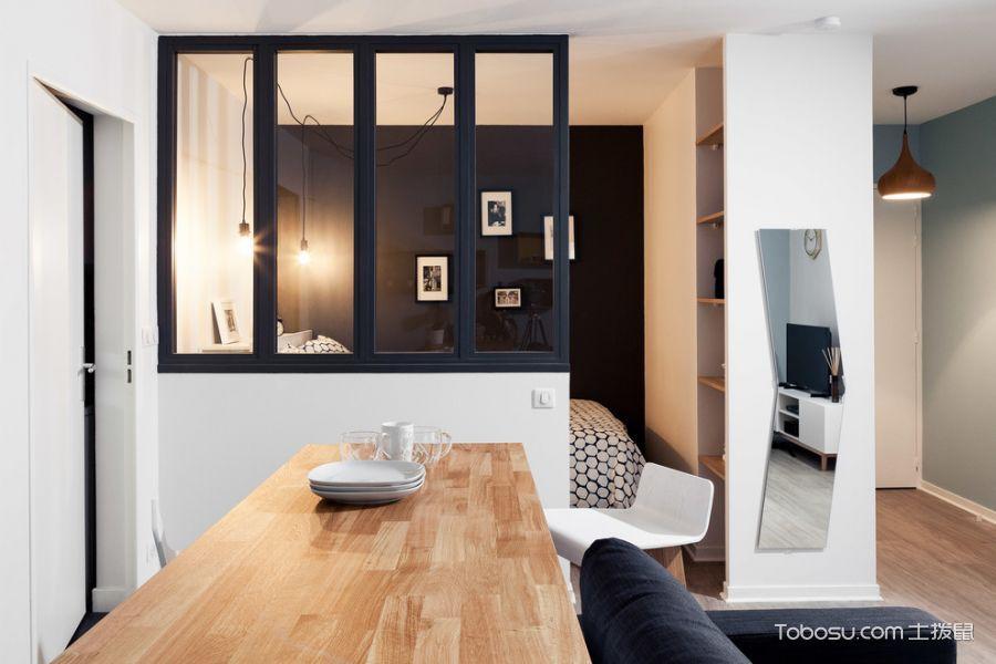客厅北欧风格效果图大全2017图片_土拨鼠大气质朴客厅北欧风格装修设计效果图欣赏
