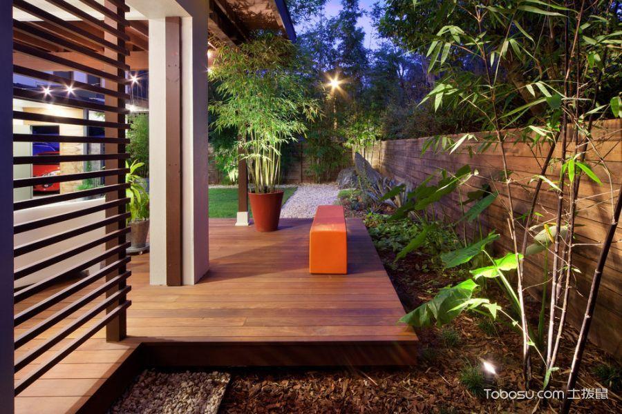 2018现代花园设计图片 2018现代背景墙图片