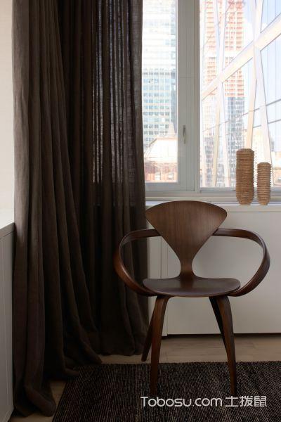 餐厅现代风格效果图大全2017图片_土拨鼠优雅格调餐厅现代风格装修设计效果图欣赏