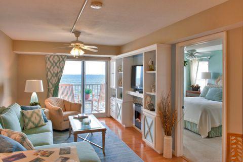 现代风格公寓102平米装修图片