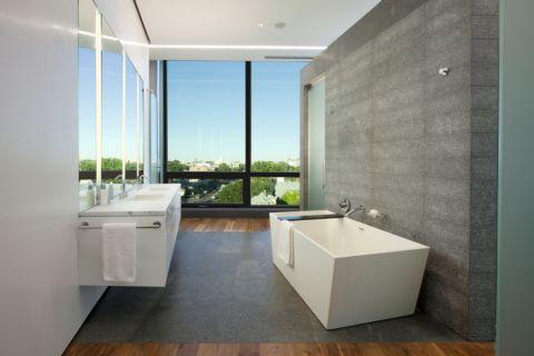 现代风格大户型166平米装饰设计图片
