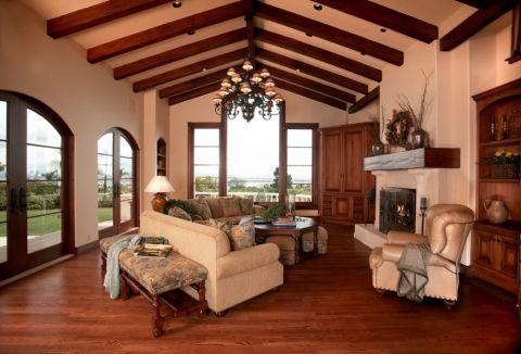别墅300平米地中海风格装修效果图