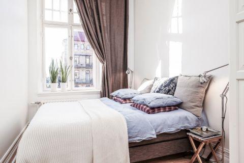 115平米公寓北欧风格装修图片