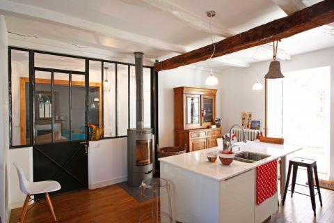 别墅300平米混搭风格装修图片