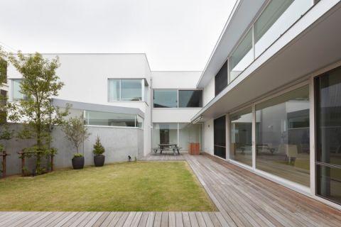 2019现代150平米效果图 2019现代庭院装修效果图大全