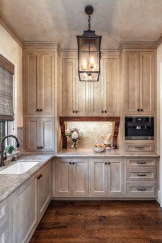 简约厨房地中海室内装修设计