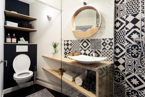 2019北欧浴室设计图片 2019北欧背景墙图片