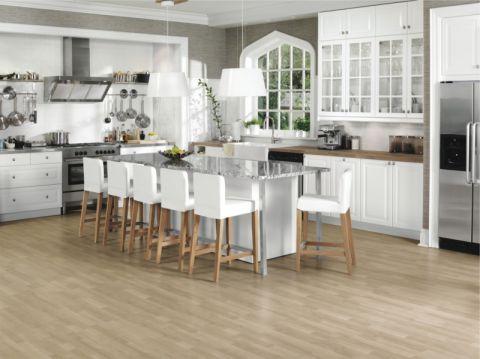 厨房白色窗台现代风格装修图片