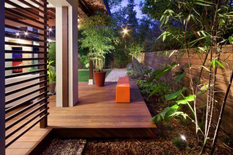 2019现代花园设计图片 2019现代背景墙图片