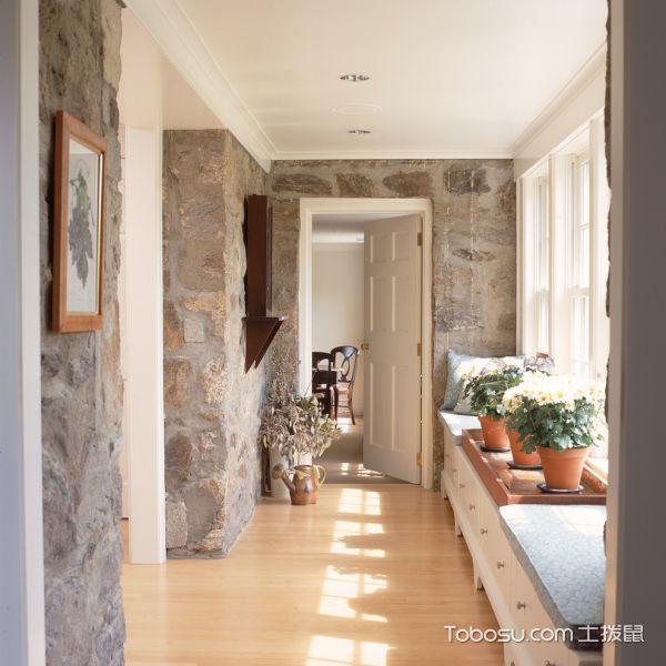 厨房美式风格效果图大全2017图片_土拨鼠潮流质朴厨房美式风格装修设计效果图欣赏
