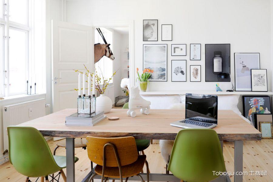 客厅北欧风格效果图大全2017图片_土拨鼠现代创意客厅北欧风格装修设计效果图欣赏
