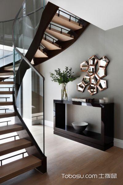 走廊现代风格效果图大全2017图片_土拨鼠美感唯美走廊现代风格装修设计效果图欣赏