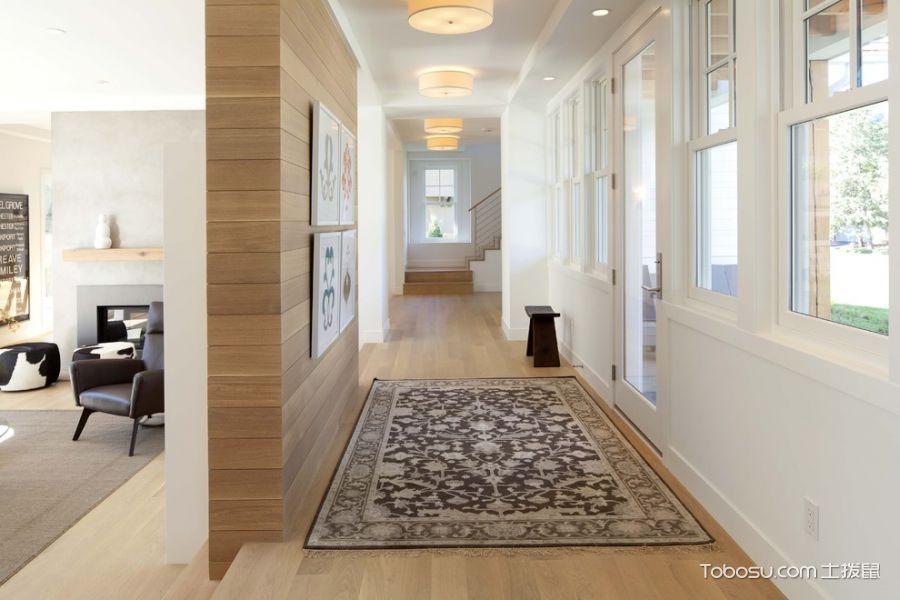 走廊现代风格效果图大全2017图片_土拨鼠简洁摩登走廊现代风格装修设计效果图欣赏