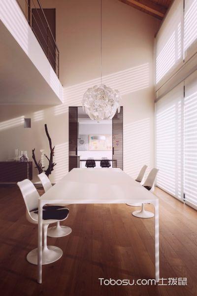 厨房现代风格效果图大全2017图片_土拨鼠唯美质感厨房现代风格装修设计效果图欣赏