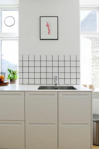 2020北欧厨房装修图 2020北欧窗台设计图片