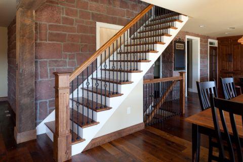 别墅148平米美式风格装修图片