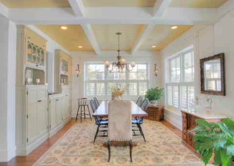 146平米别墅美式风格装修图片