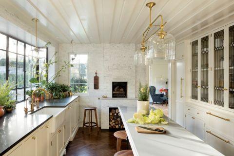 别墅179平米美式风格装修图片