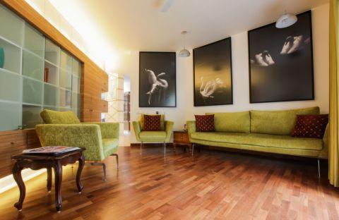 现代风格别墅212平米设计图欣赏