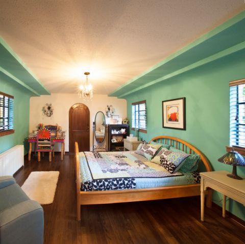 地中海风格庭院134平米装修案例