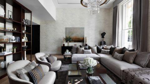 282平米别墅现代风格装修图片