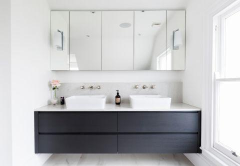 一居室85平米现代风格装修图片