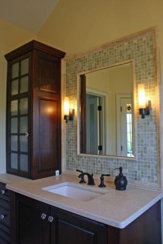 温暖浴室设计图