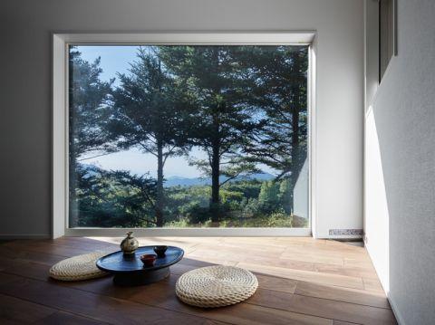 现代U乐国际别墅134平米设计图欣赏