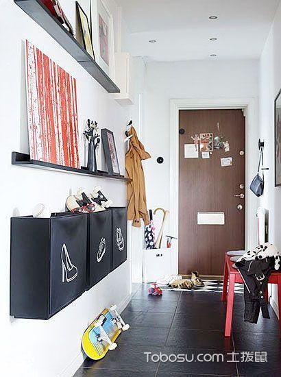 时尚局部装饰  10个玄关装修效果图